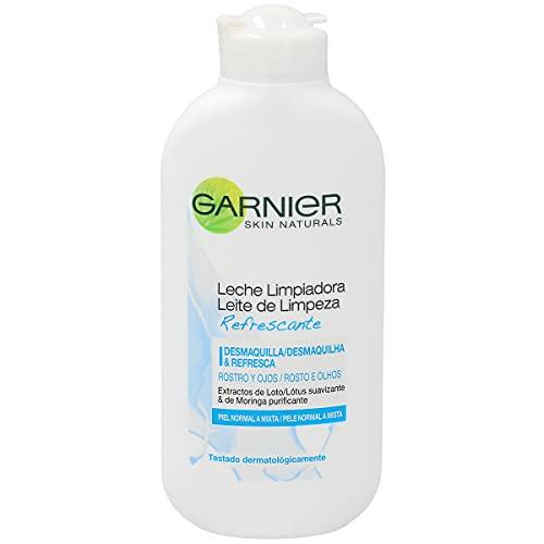 Leche limpiadora refrescante con aloe vera Garnier SkinActive