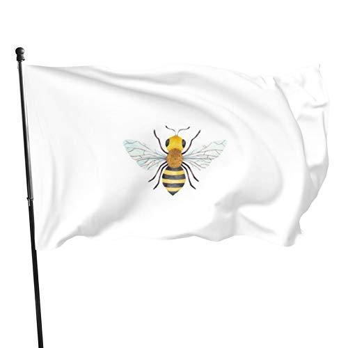 N/F Biene 1 Fahne Banner Fahnen