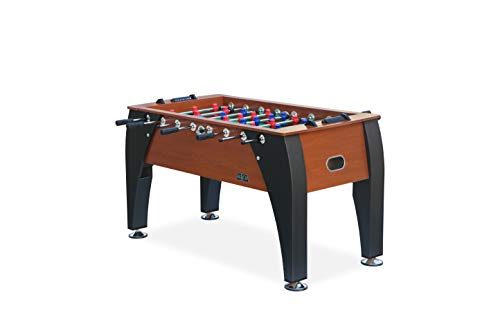KICK Legend 55' Foosball Table (Brown)