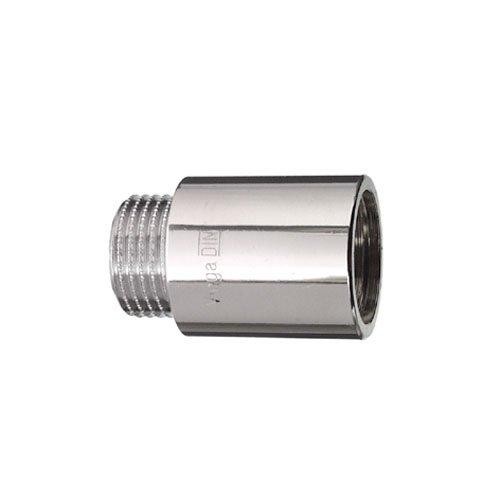 Cornat chrom Hahnverlängerung 1/2 Zoll x 30 mm, TEC382401