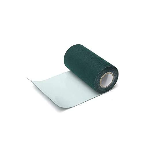 Banda autoadhesiva para juntas en uniones de césped artificial 15 cm x 10 m   Cinta adhesiva para cesped artificial   Cinta para césped artificial (1 rollo)