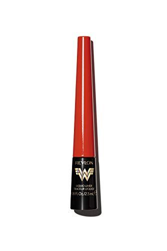 Revlon Wonder Woman Delineador Liquido (Black Shrink)