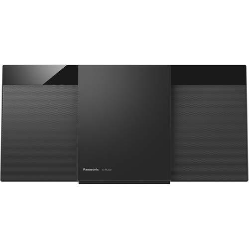 Panasonic SC-HC302EG-K Stereo Micro Hi-Fi Bluetooth, Nero