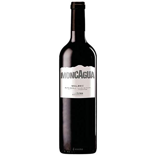 Moncagua - Vino Tinto - Malbec - Mendoza - Argentina - Luján de Cuyo - 2018 ✅