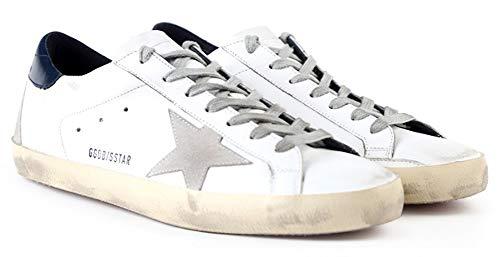 Zapatillas de deporte de cuero Super Star Frances Casual Sport Shoes, color, talla 39 1/3 EU