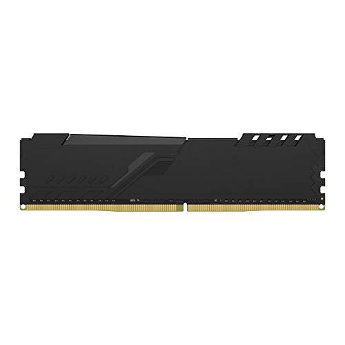 HyperX FURY Black HX432C16FB3K2/16 Memoria 16GB, Kit (2x8GB), 3200MHz DDR4 CL16 DIMM1Rx8