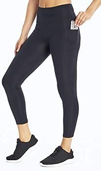 Bally Total Women's High Rise Pocket Ankle Legging