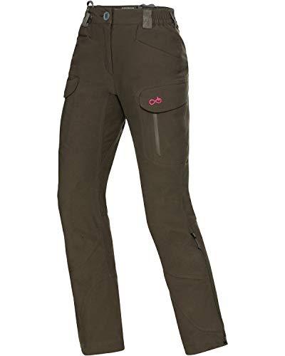 Merkel Gear Damen Hose WNTR Expedition G-LOFT® Pants Ws Oliv 34