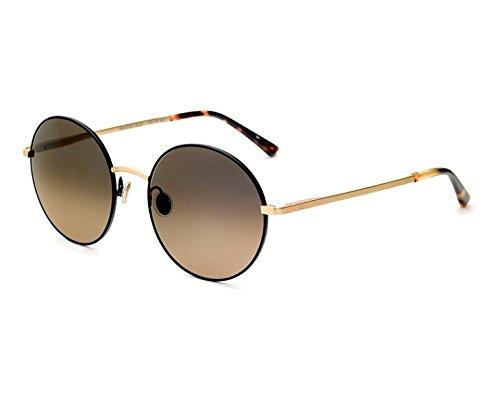 Etnia Barcelona - Occhiali da sole - Uomo Nero glänzend schwarz - matt gold 55