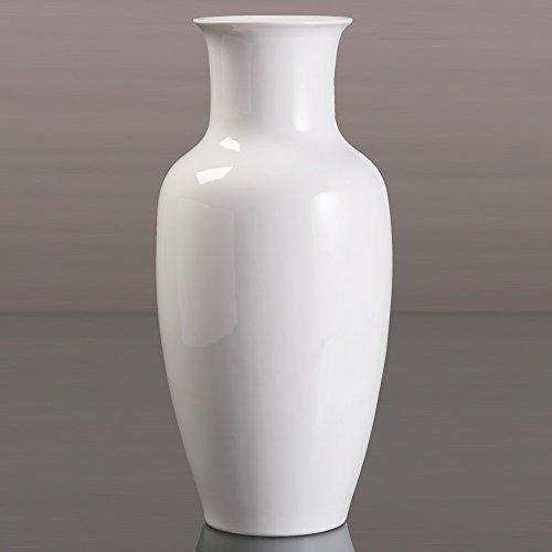 Kaiser Porzellan Bodenvase, Weiß