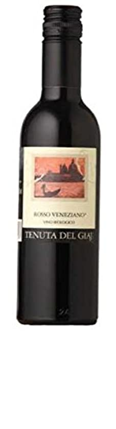 ミシン目葉を集めるリーチテヌータ?デル?ジアイ ロッソ ヴェネツィアーノ (赤) ハーフサイズ375ml<オーガニック> Tenuta Del Giaj Rosso Veneziano <half size: 375ml> (Organic)