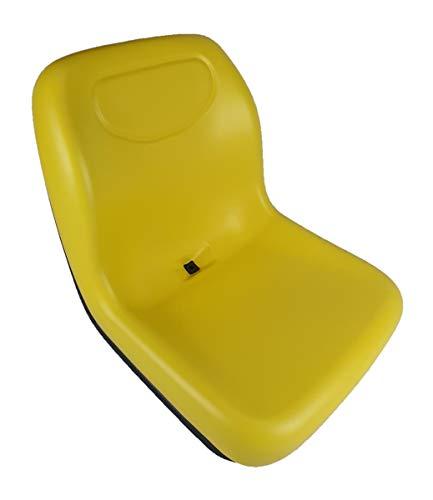 Gorilla Sitzschale Fahrersitz PVC gelb...