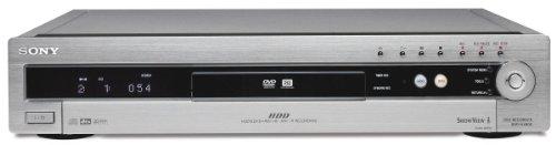 Sony RDR-HX 900 S DVD-und Festplattenrekorder 160 GB Silber