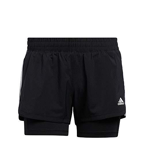 adidas Pantalones Cortos Modelo Pacer 3S 2 IN 1 Marca