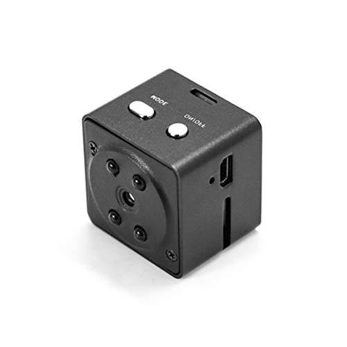 MOC Mini cámara 1080P HD cámara de vigilancia larga duración de la batería WiFi cámara 32G tarjeta SD de videollamada cámara para interiores con detección de movimiento infrarrojos visión nocturna