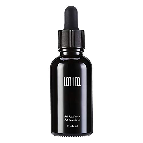IMIM Acne Treatments Serum Double Strength Spot Blemishes Blackheads Removal Treatment Suitable for Prone to Acne Face Serum for All Skin Types