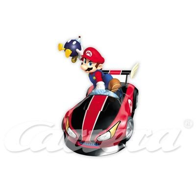 Carrera Digital 143 - voitures pour circuit - 20041319 - 1/43 eme digital - Mario Kart Wii - Wild Wing \