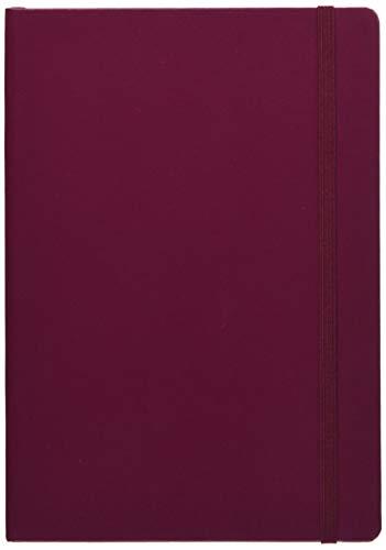 LEUCHTTURM1917 359695 Notizbuch Medium (A5) dotted, Hardcover, 251 nummerierte Seiten, Port Red