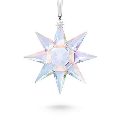 Swarovski Jubiläumsornament, Limitierte Jahresausgabe 2020, Edler Swarovski Kristall in Sternform