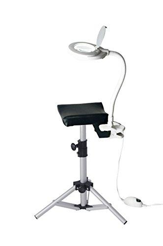 LED-Lupenleuchte Spectra für mobile Fußpflege