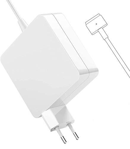 """SunMac Chargeur Mac Book Air 45W, Adaptateur électrique de Remplacement Chargeur Mac Mag Safe 2 Compatible avec Mac Book Air/Pro 11""""&13""""&15'' Pouces 2012 2013 2014 2015 Tôt Modèles A1465 A1286 A1435"""