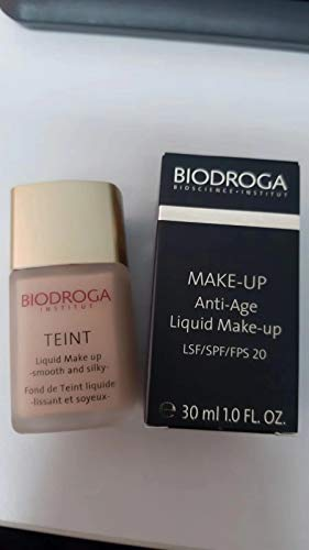 Biodroga Anti-Age Liq. Make up 03 golden tan 30 ml