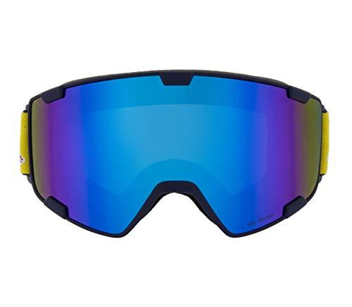 Red Bull Herren Schneebrille SPECT Eyewear PARK-003 Dark Blue