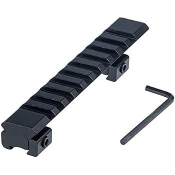 Blocco wavermontage per montaggio 21 mm weaverschiene per l/'obiettivo cannocchiali