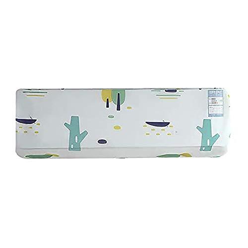 BANGSUN 1 funda protectora de polvo de gasa para aire acondicionado interior.
