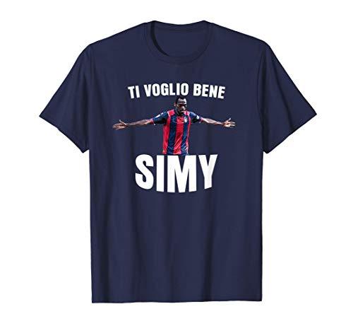 Ti Voglio Bene Simy - Crotone Calcio Fantacalcio Allenatore Maglietta