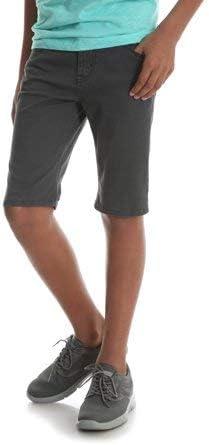 Wrangler Boys' Premium Slim Straight Short