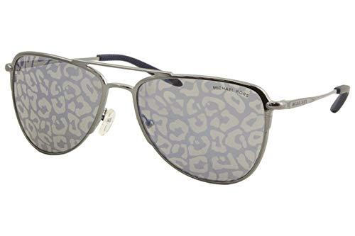 Michael Kors Dayton MK1049 MK/1049 1233F - Gafas de sol para hombre (59 mm, plomizo, 59)