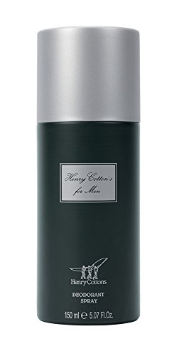 Henry Cotton'S – For Men Parfum frais Déodorant 150 ml