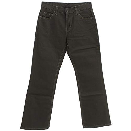 MUSTANG, Sissy, Damen Damen Jeans Hose Stretchdenim Schwarz W 31 L 32 [22453]