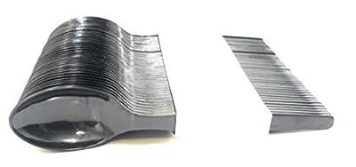 Dixieamp;reg; - SmartStock Plastic Cutlery Refill, Spoons, Black, 24 Packs of 40, 960/Carton - Sold As 1 Carton - Pre-Counted Refills Make restocking Easy.