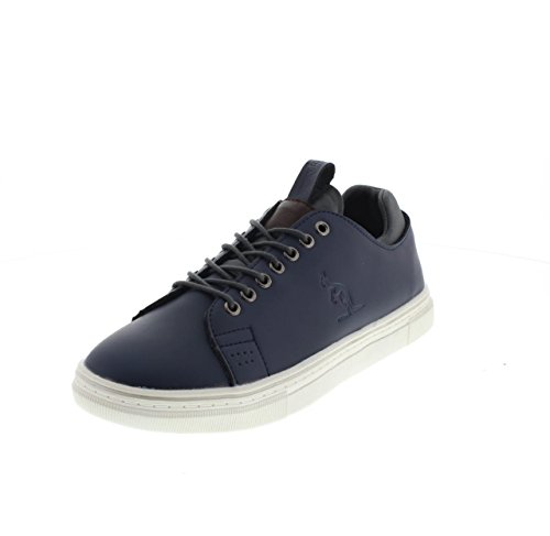 AUSTRALIAN Sneakers Eco Leder AU338 Farbe Navy