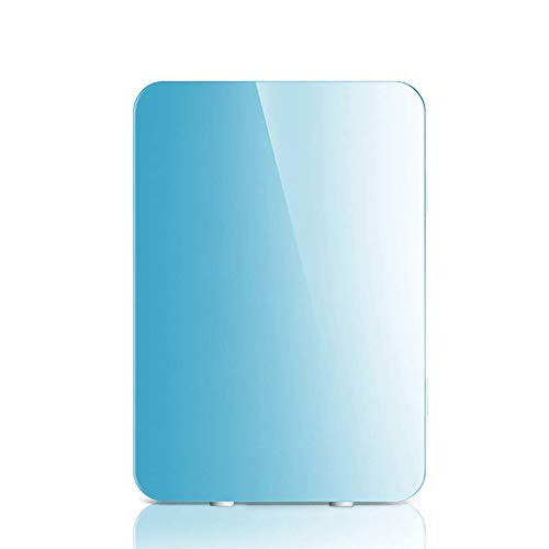 GONGFF 20L car Refrigerator Refrigeration Mini Small Refrigerator Household Single Door Refrigerator(Color:B)