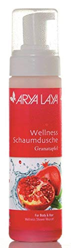 Wellness Schaumdusche Granatapfel (200 ml)