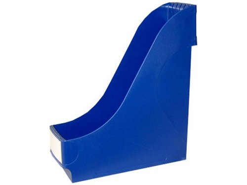 Leitz extrabreiter Stehsammler, A4, Blau, 24250035