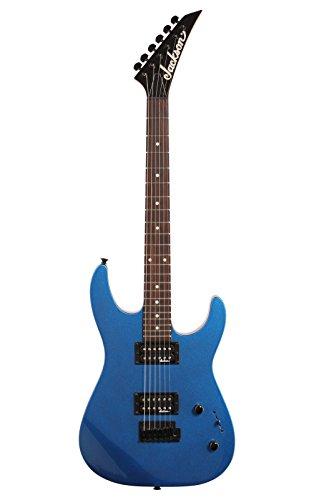 Jackson JS Dinky JS11 Electric Guitar (Metallic Blue)