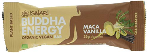 Iswari Buddha Energy Maca-Vainilla 35 Gr 35 Gramos - 300 g
