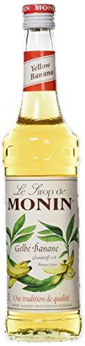 Monin Le Sirop de GEEL BANE 0,7 l