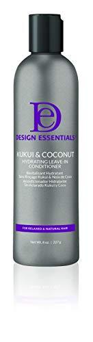 Design Essentials KUKUI & COCONUT HYDRATING LEAVE-IN CONDITIONER by Design Essentials