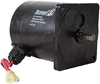SaltDogg/Buyers Products 3019085, 12VDC Auger Motor Only for April 2012+ Spreader Model SHPE0750, SHPE1000, SHPE1500 and SHPE2000