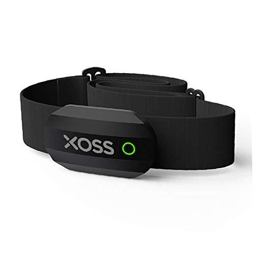 Sensor Inteligente Impermeable Bluetooth Inalámbrica Ant + Salud Fitness Monitor De Ritmo Cardíaco con La Correa del Pecho