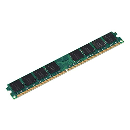 Meiyya RAM de Memoria DDR2, PC2-5300 PC 667MHz RAM, Alta Velocidad para Office Home