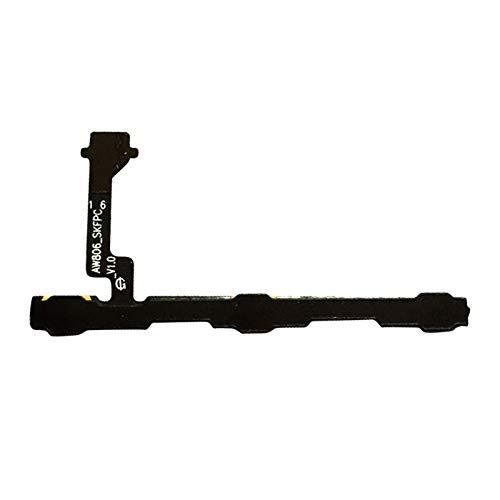 Lihuoxiu Mobile Phone Replacement Parts Power Button & Volume Button Flex Cable for Asus Zenfone Go ZC500TG Telephone Accessories