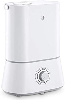 TaoTronics 4L Quiet Ultrasonic Air Humidifier