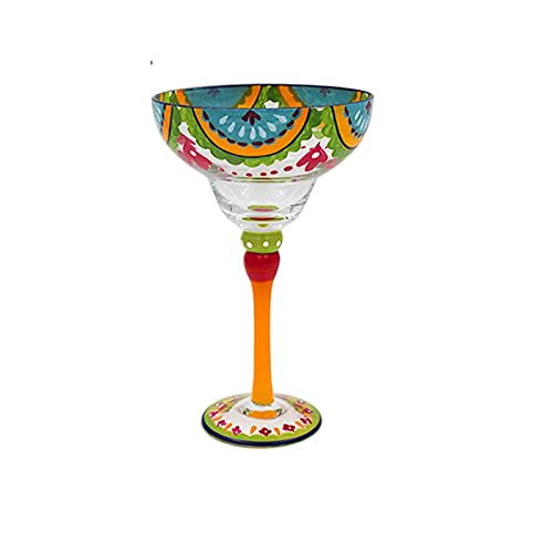 Casual Copa De Cóctel De Copa 270ML Crystal Champagne Wine Cup Stemware Home Kitchen Restaurant Bar Hotel 1 1X18CM MUMUJIN (Color : F)