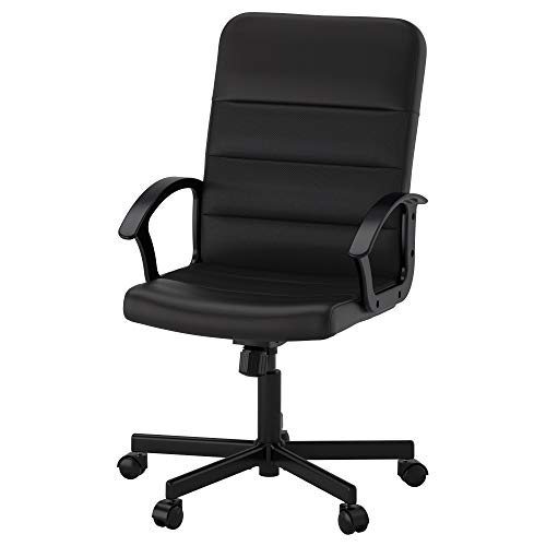IKEA Renberget Swivel Chair, Bomstad Black